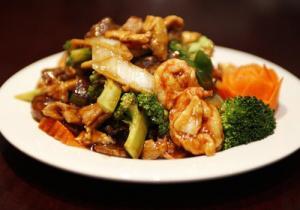 Shrimp w.Mixed Veg